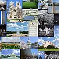 Washington D. C. Collage  by Allen Beatty