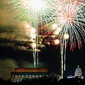 Washington Dc 4th Of July 2013 by Scott Fracasso