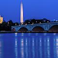 Washington D.c. - Memorial Bridge by Panoramic Images