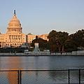 Washington Dc - Us Capitol - 011312 by DC Photographer