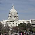 Washington Dc - Us Capitol - 01135 by DC Photographer