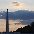 Washington Dc - Washington Monument - 01131 by DC Photographer