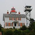 Washington Light House by Tom Janca