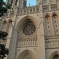 Washington National Cathedral by Barbara McDevitt