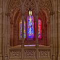Washington National Cathedral Colors by Susan Candelario