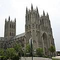 Washington National Cathedral - Washington Dc - 0113112 by DC Photographer