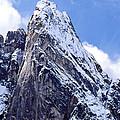 Washington Pass Peak by Ginny Barklow