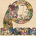 Washington Redskins Logo Art by Florian Rodarte