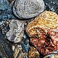 Washington River Rock by Anna Burdette