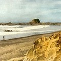 Washington State Seastacks by Michelle Calkins