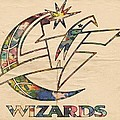 Washington Wizards Poster Art by Florian Rodarte