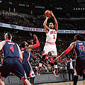 Washington Wizards V Chicago Bulls by Joe Murphy