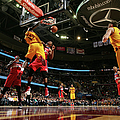 Washington Wizards V Cleveland Cavaliers by David Liam Kyle