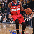 Washington Wizards V Indiana Pacers - by Gary Dineen