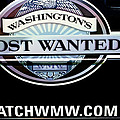 Washington's Most Wanted by Tikvah's Hope