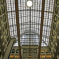 Inside The Old Post Office by Cora Wandel