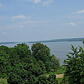 Washington's View From Mt. Vernon by Susan Wyman