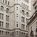 Washington Buildings by Steven Ralser