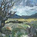 Washoe Valley by Susan Moore