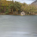 Wast Water Boat House by Nick Atkin