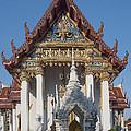 Wat Amarintaram Ubosot Dthb1507 by Gerry Gantt