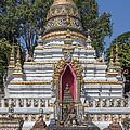 Wat Chai Monkol Phra Chedi Buddha Niche Dthcm0863 by Gerry Gantt