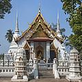 Wat Chumphon Nikayaram Phra Ubosot Dtha0120 by Gerry Gantt