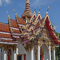 Wat Ket Ho Wihan Gables Dthp0617 by Gerry Gantt