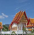Wat Luang Pu Supa Ubosot Dthp323 by Gerry Gantt