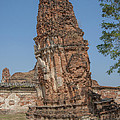 Wat Mahathat Leaning Prang Dtha0230 by Gerry Gantt