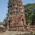 Wat Mahathat Prang Dtha0011 by Gerry Gantt