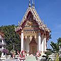 Wat Mahawanaram Ubosot Dthu652 by Gerry Gantt