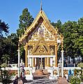 Wat Mongkol Kowitharam Ubosot Dthu482 by Gerry Gantt
