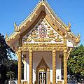 Wat Mongkol Kowitharam Ubosot Dthu483 by Gerry Gantt