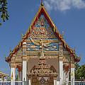 Wat Mongkol Nimit Ubosot Dthp0011 by Gerry Gantt