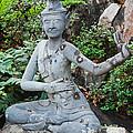 Wat Pho by David Davis