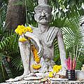Wat Pho, Thailand by David Davis