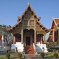 Wat Phra Singh Phra Ubosot Dthcm0246 by Gerry Gantt