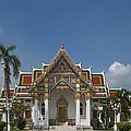 Wat Phrasri Mahathat Ubosot Dthb1462 by Gerry Gantt