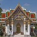 Wat Phrasri Mahathat Ubosot Dthb1464 by Gerry Gantt