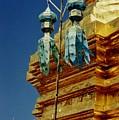 Wat Phrathat Doi Suthep  by David Coleman