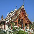 Wat Phuak Hong Phra Wihan Dthcm0582 by Gerry Gantt