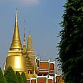 Wat Po 1 by Douglas Barnett