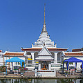 Wat Prot Ket Chettharam Phra Mondop Dthb1898 by Gerry Gantt