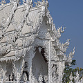Wat Rong Khun Ubosot Dthcr0046 by Gerry Gantt