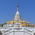 Wat Songtham Phra Chedi Dthb1915 by Gerry Gantt