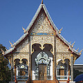 Wat Sri Don Chai Phra Wiharn Dthcm0084 by Gerry Gantt