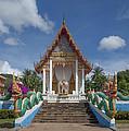 Wat Suwan Khiri Khet Ubosot Dthp265 by Gerry Gantt