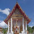 Wat Suwan Khiri Khet Ubosot Dthp269 by Gerry Gantt