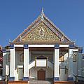 Wat Thewasunthon Preaching Hall Or Sala Kan Prien Dthb1422 by Gerry Gantt